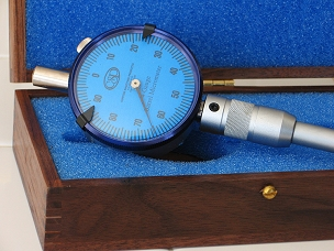 Choke & Barrel Micrometer, 1 Gauge Regular Set